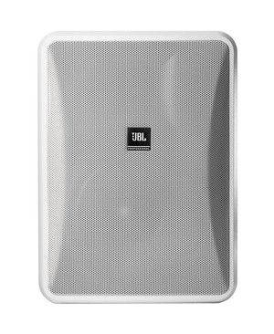 JBL Professional CONTROL 28-1L 2-way Indoor/Outdoor Wall Mountable Speaker - 240 W RMS - White - 45 Hz to 20 kHz - 8 Ohm PRICE PER PAIR