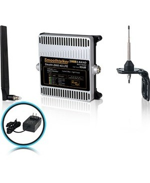 Smoothtalker Z6 60 BUILDING SIGNAL BOOSTER HIGH POWERED SIGNAL BOOSTER