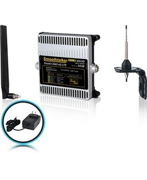 Smoothtalker Z6 65 BUILDING SIGNAL BOOSTER HIGH POWERED SIGNAL BOOSTER