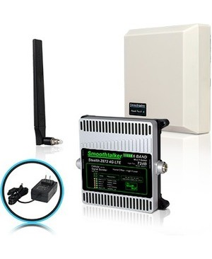 Smoothtalker Z6 72 BUILDING SIGNAL BOOSTER HIGH POWERED SIGNAL BOOSTER