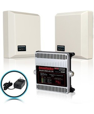 Smoothtalker X6 60 BUILDING SIGNAL BOOSTER EXTREME POWERED SIGNAL BOOSTER