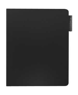 Logitech - Computer Accessories REFRESHED CARBON BLK KEYB FOLIO FOR APPLE IPAD 2 IPAD(3RD,4TH GEN)