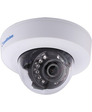 Vision Systems - Geovision GV-EFD4700-0F 4MP FIXED DOME 2.8-MM 15M IR WDR POE