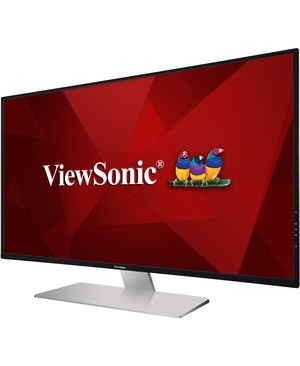 Viewsonic Proav Displays 43IN WS LED 3840X2160 1100:1 VX4380-4K USB 3.0 AB HDMI DP 12MS