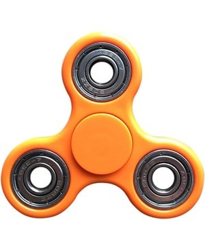 Worryfree Gadgets FIDGET SPINNER STRESS REDUCER FOCUS TOY FOR KIDS & ADULTS