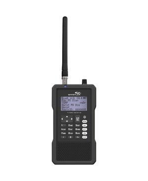 Whistler Group HANDHELD DIGITAL SCANNER RADIO SMPL ZIPCODE PRGMNG WEATHER ALERT