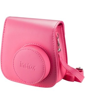 Fujifilm - Film GROOVY FLAMINGO PINK CASE FOR INSTAX MINI 9