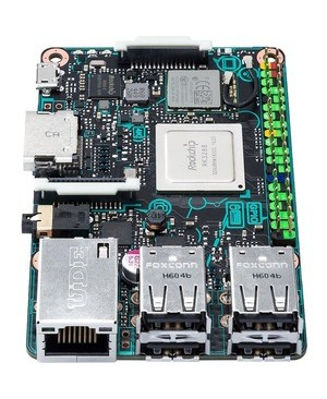 Asus - Motherboards SBC TINKER BOARD RK3288 SOC 1.8GHZ QUAD CORE CPU