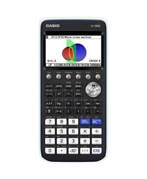 Casio-Computer PRIZM GRAPHING CALCULATOR BRAND-NEW 3D GRAPH DRAWING