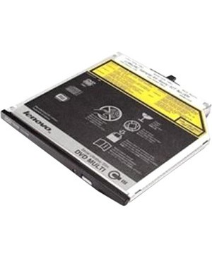Lenovo - Imsourcing THINKPAD DVD BURNER 12.7MM SPARE PROD SSL WARRANTY