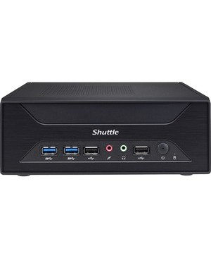 Shuttle Computer XH110G SFF BB SLIM LGA 1151 H110 MAX 32GB DDR4 NO RAM HDD