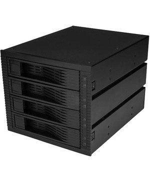 Startech.Com 4BAY 3.5IN SATA SAS BACKPLANE FOR 3 5.25IN BAYS TRAYLESS