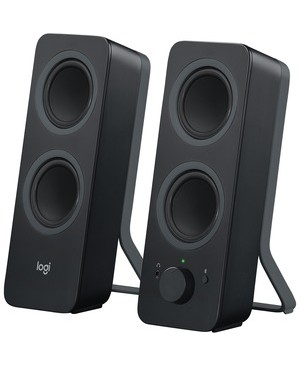 Logitech - Computer Accessories Z207 BT STEREO SPEAKERS