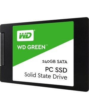Western Digital - Cssd 240GB GREEN SSD SATA III 6GB/S