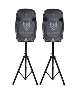 Samson Electronics TLSCPNG.TRIPOD SPEAKER STAND 132LBS. CAPACITY 69IN HEIGHT MAX
