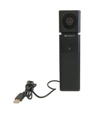 Spracht AURA VIDEO MATE HD USB CAMERA HUDDLE SPEAKER+CAM FOR VIDEO CONF