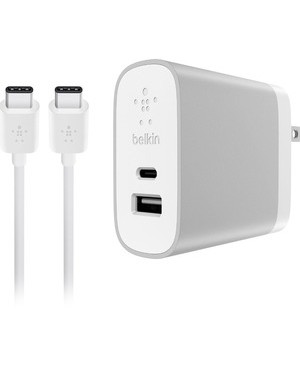 Belkin Mobile USB-C + USB-A HOME CHARGER CABLE