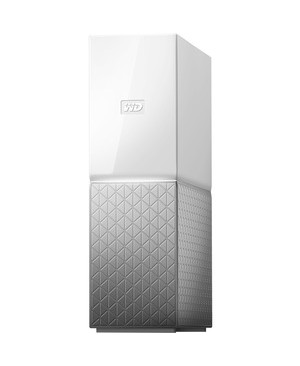 Western Digital - Content Solutions 2TB MY CLOUD HOME PERSONAL CLOUD STORAGE NAS
