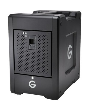 Hgst - G-Tech 24TB G-SPEED SHUTTLE HW RAID 4BAY THUNDERBOLT3
