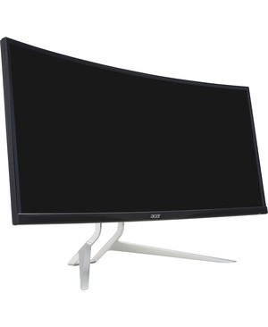 Acer America - Displays 34IN WS CURVE 3440X1440 1K:1 XR342CK PBMIIQPHUZX BLK HDMI 5MS