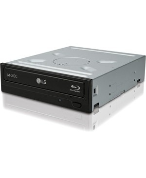 Lg - Network Attached Storage 16X BDRW MDISC INT DL SATA 10PK