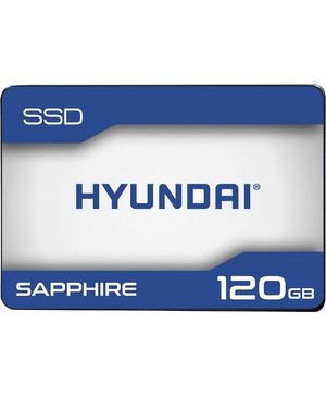 Hyundai Technology 120GB SAPPHIRE INTERNAL SSD 2.5IN SATA III TLC