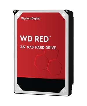 Western Digital-Desktop Single 8TB RED SATA NAS HARD DRIVE 3.5IN