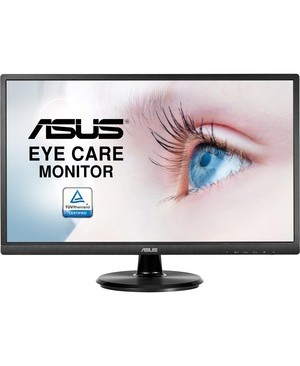 Asus - Display 23.8IN FULL HD 1920X1080 EYE CARE 178DEG WIDE VIEWING ANGLE