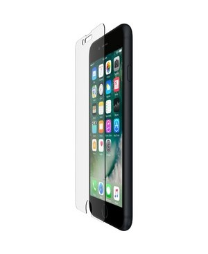 Belkin Mobile SCREENFORCE TEMPERED GLASS SCRN PROTECTOR FOR IPHONE 8 PLUS/7 PLUS