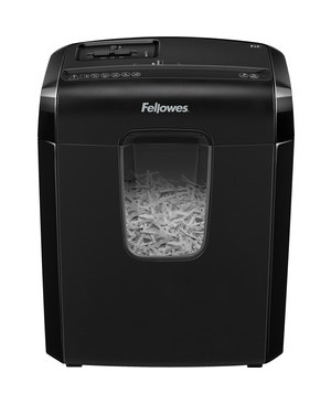 Fellowes POWERSHRED 6C CROSS CUT SHREDDER 120V NA