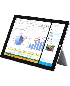 Microsoft- Imsourcing SURFACE PRO3 128GB I5 4GB WIN10 DISC PROD SPCL SOURCING SEE NOTES