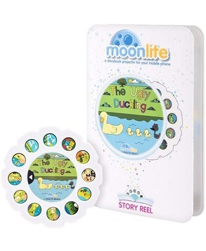 Spin Master MOONLITE STORY REEL THE UGLY DUCKLING