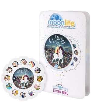 Spin Master MOONLITE STORY REEL UNI THE UNICORN