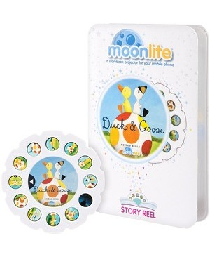 Spin Master MOONLITE STORY REEL DUCK AND GOOSE