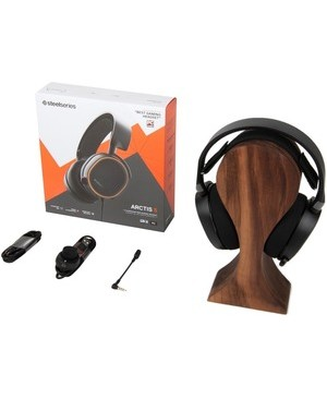 Steelseries ARCTIS 5 WHITE GAMING AUDIO
