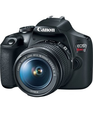 Canon-Photo Video EOS REBEL T7 18X55 IS
