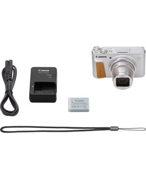 Canon-Photo Video POWERSHOT SX740 HS SILVER 20.3MP 40X OPT 3.0IN