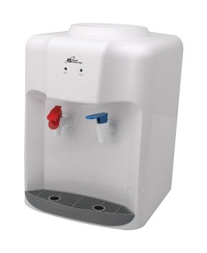 Royal Sovereign International COUNTER TOP WATER DISPENSER HOT COLD OR ROOM TEMPERATURE WATER