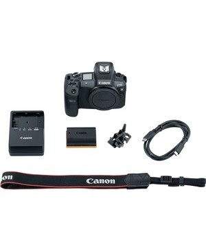 Canon-Photo Video EOS R BODY 30.3MP SD/SDHC/SDXC 3.15IN LCD USB