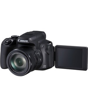 Canon-Photo Video POWERSHOT SX70 HS 20.3MP 65X OPT SDHC/SDXC/UHS-I 3.0IN LCD USB