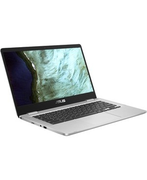 Asus - Notebooks C423NA-DH02 CORE N3350 1.10G 4GB 32GB 14IN CHROME OS