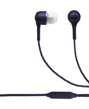 Esi Cases BLAUPUNKT BRAND WIRED EARBUDS WITH MIC BLUE