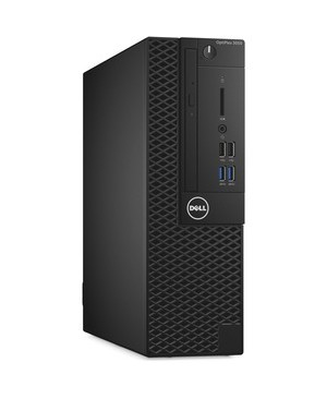 Dell - Imsourcing OPTIPLEX 3050 SFF BROWN BOX DISC PROD SPCL SOURCING SEE NOTES