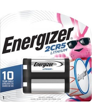 Energizer-Batteries ENERGIZER ADVANCED PHOTO LITHIUM BATTERY - 1 PACK