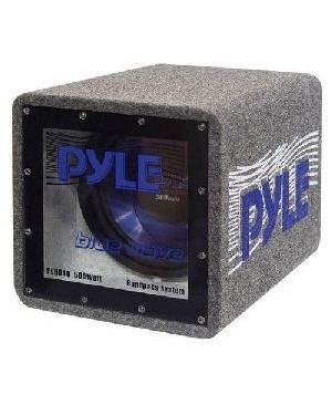 Pyle-Car Audio/Video PYLE 10IN 500W QUOOB WOOFER SINGLE BANDPASS