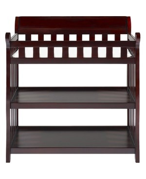 Delta Children DELTA CHILDREN ECLIPSE CHANGING TABLE ESPRESSO CHERRY