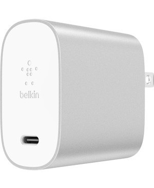 Belkin BOOST↑CHARGE 27W USB-C Home Charger - 5 V DC Output CHARGER RETAIL BOX