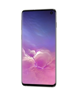 Samsung-Unlocked Mobile Phones GALAXY S10 BLACK UNLOCKED BLACK 128 GB