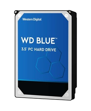 Western Digital - Desktop 20PK 2TB CAVIAR BLUE 256MB 3.5IN