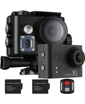 Idea Electronics Z-EDGE 4K ACTION CAMERA 16GB SD CARD INCLUDED